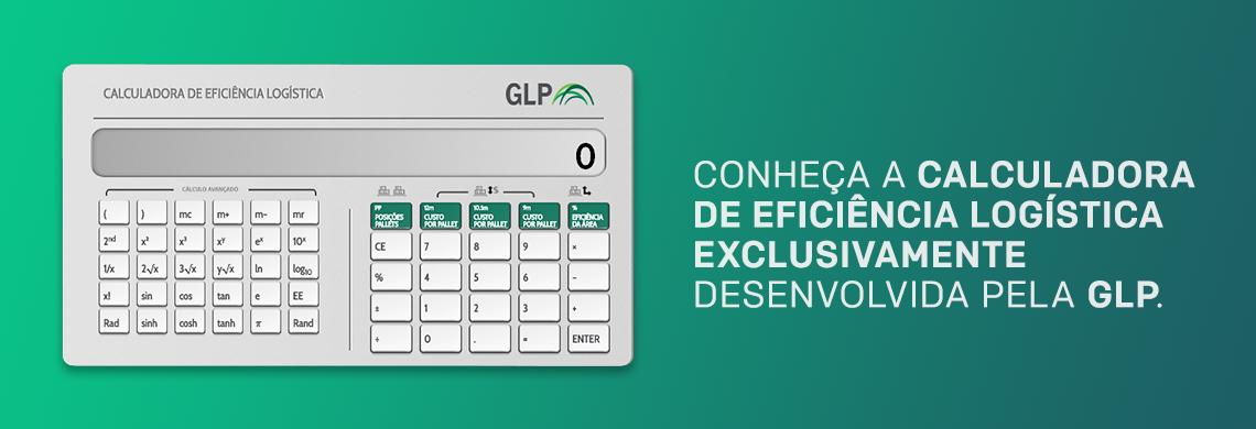 calculadora de eficiência logística GLP