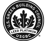 Certificado LEED® Platinum
